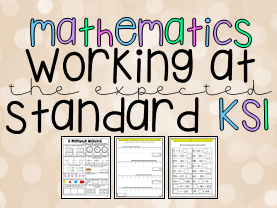 End of KS1 Working at the Expected Standard Mathematics Framework Year 2