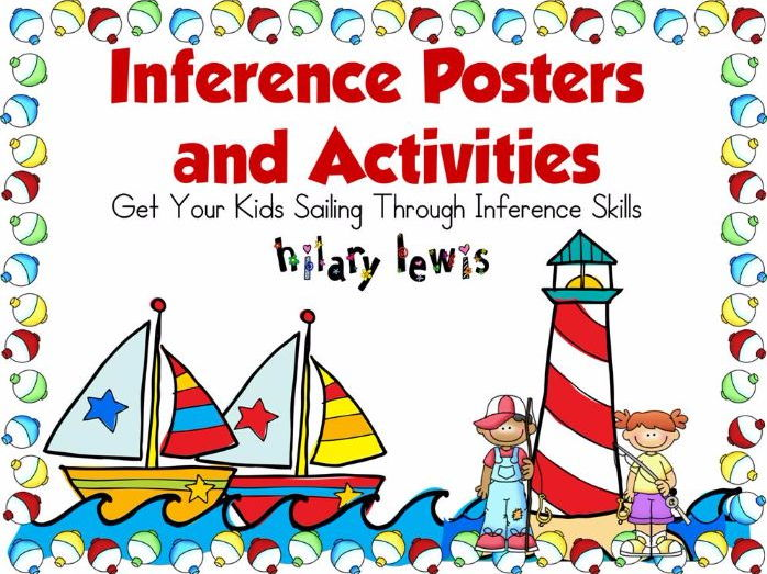 Inference Posters and Activities