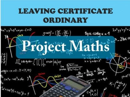 Leaving Certificate Ordinary Level Maths Exam Paper Solutions Book (Republic of Ireland)