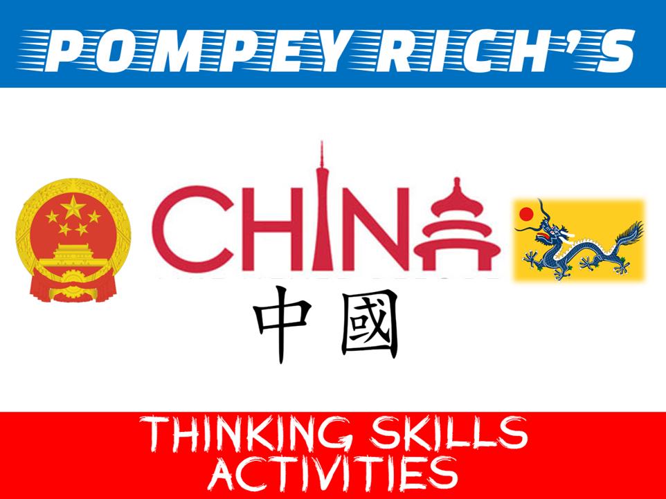 China Thinking Skills