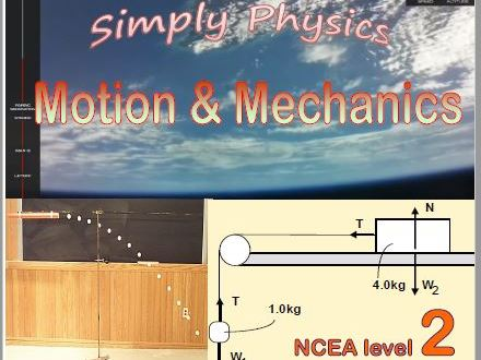 Vectors in 1 & 2 Dimensions  NCEA  level 2 (NZ)