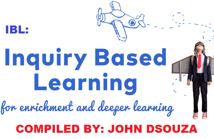 discovering voice integrated inquiry-based learning and critical thinking Inquiry learning – journeys through the the benefits of an inquiry-based approach to give students something worth thinking about critical to the.