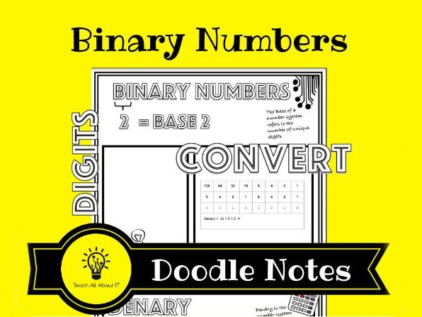 Binary Addition - Scribbl.it Notes