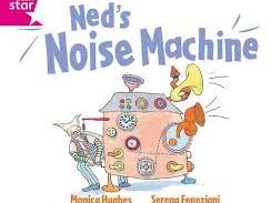 """Rigby Star Pink Level: """"Ned's Noise Machine"""" tasks"""