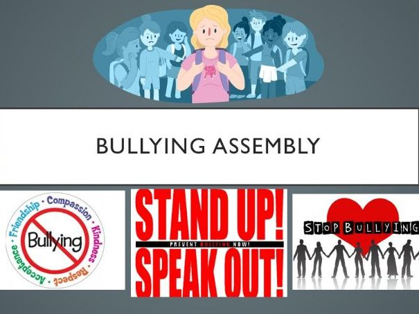 Bullying Assembly