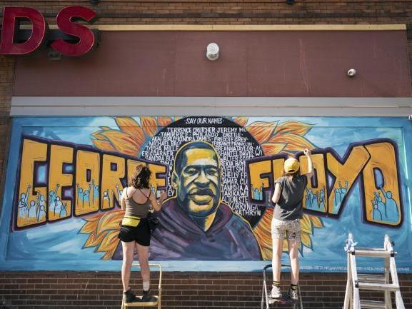 George Floyd, Racial Injustice, Black Lives Matter