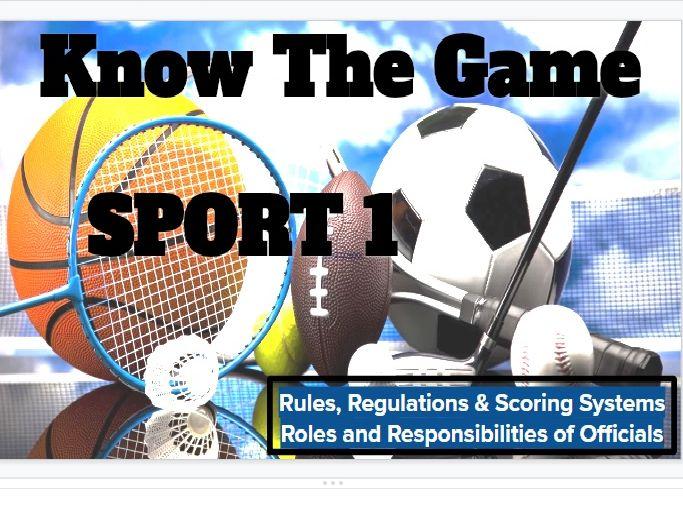 BTEC Sport UNIT 2 Assignment 1 Template (Practical Sport)