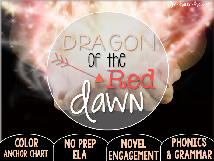 Dragon of the Red Dawn NO PREP ELA