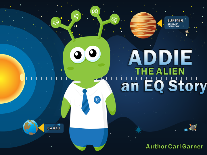 Addie the Alien - An EQ Story