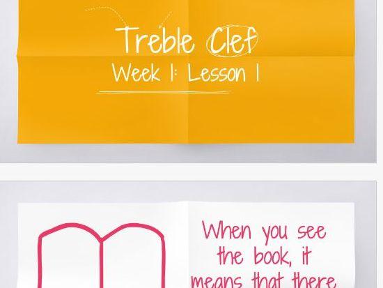 Grade 1 Music Theory Week 1