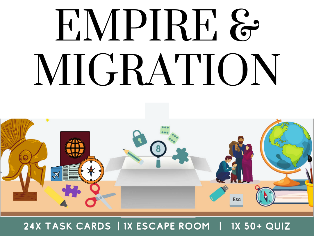 Empire and Migration