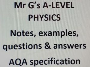 3.2.2.2-3 Energy levels of an atom (AQA)