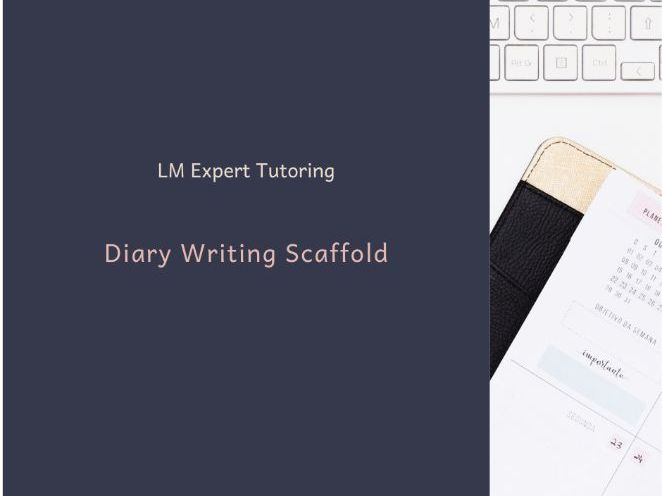 Language Choices for Diary Writing
