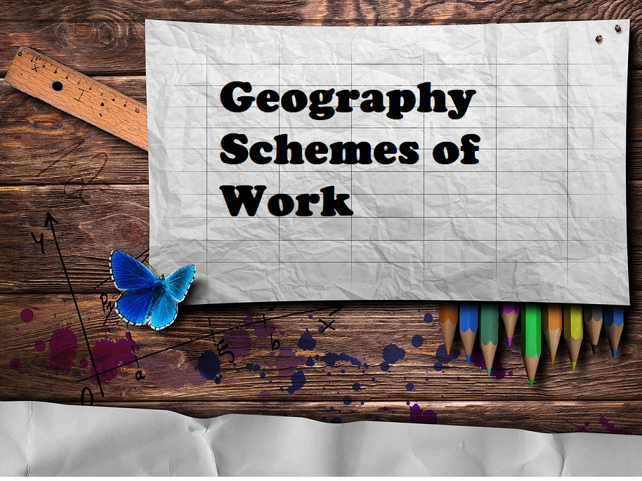FREE AS Scheme of Work: Demographics, Hydrology, Economic Geography, Climatic Hazards, Settlement