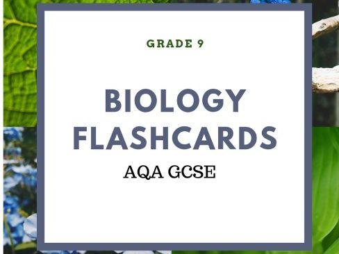 AQA BIOLOGY ADAPTATIONS FLASHCARDS