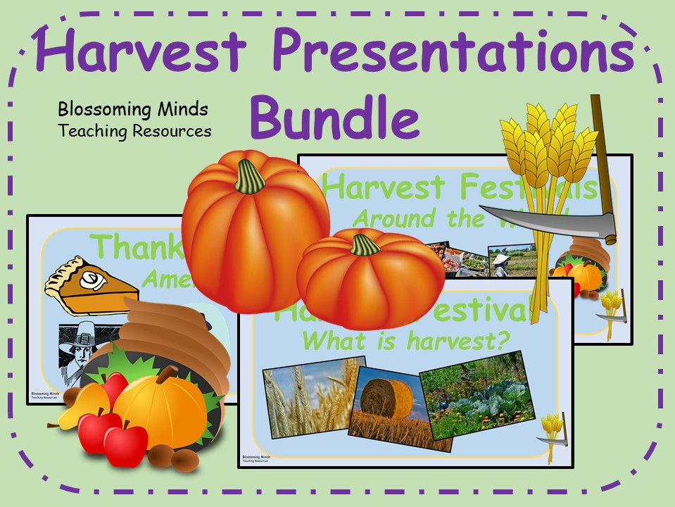 Harvest Presentations Bundle