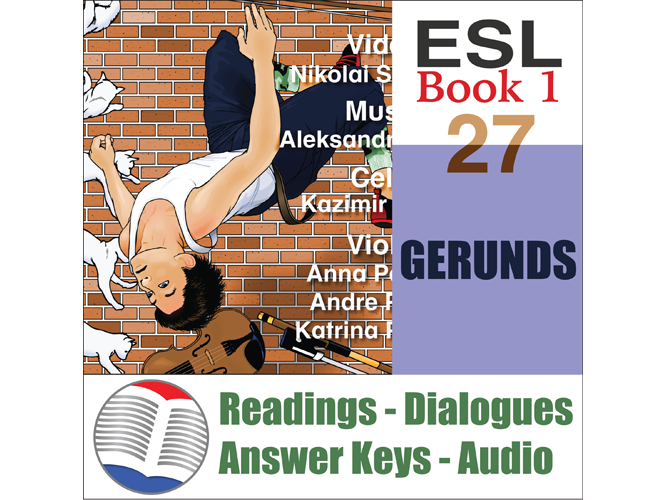 ESL Readings & Exercises Book 1-27