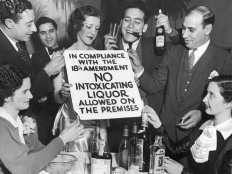 Was Prohibition more of a 'Ignoble Experiment'