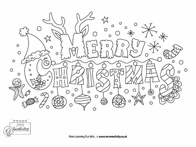 christmas activity collection early years by mrsmactivity