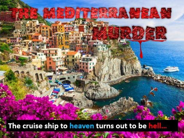 The Summer Mediterranean Murder - Creative Writing Lesson