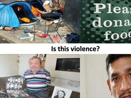 Global Politics: Types of Violence