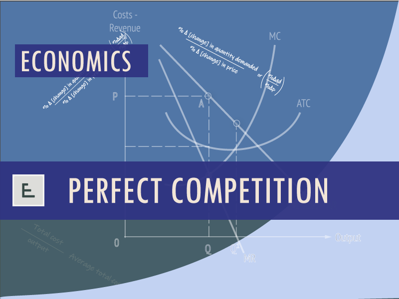 Economics - Perfect Competition