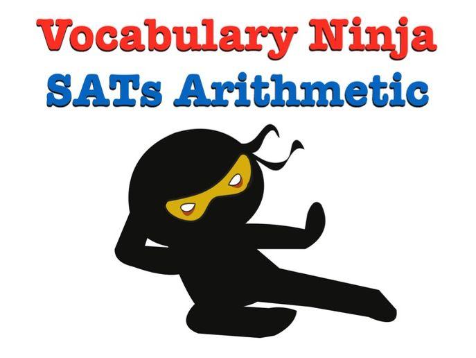 KS2 SATs Arithmetic Paper