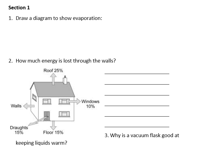 New Spec AQA Science ELC Component 5 Revision