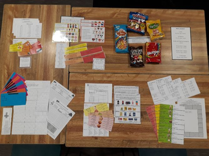 Y5 and 6 Maths: Complete Ratio, Proportion, % Unit (all resources and plans) (National Curriculum)