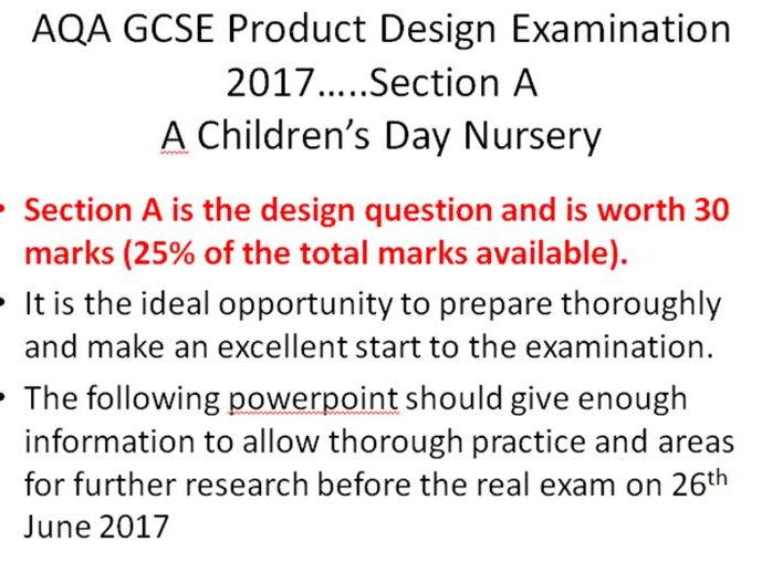 Aqa product design coursework help