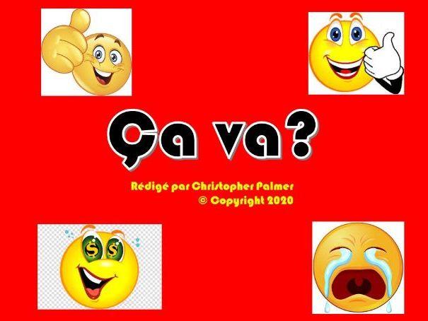 French: Ca va