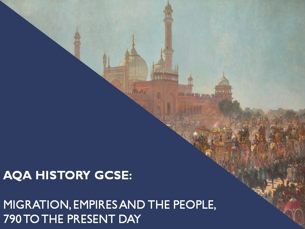 Britain: Migration, Empires and the People (Conquered and Conquerors Bundle)