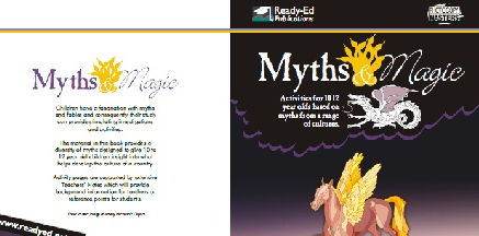 Myths and Magic - Activities for 10-12 year olds based on myths from the range of cultures