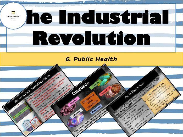 Industrial Revolution - 7. Public Health