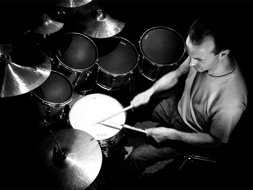 Advanced Rhythms for Drum Kit in 4/4