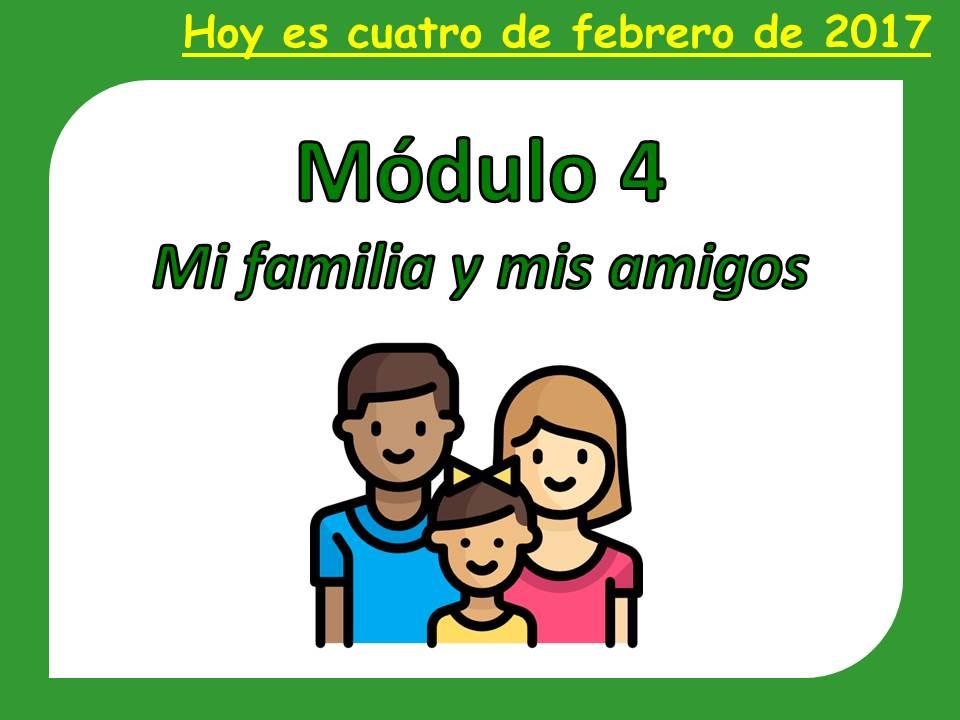 Viva 1 - Module 3 - Unit 1 - Cuántas personas hay en tu familia?
