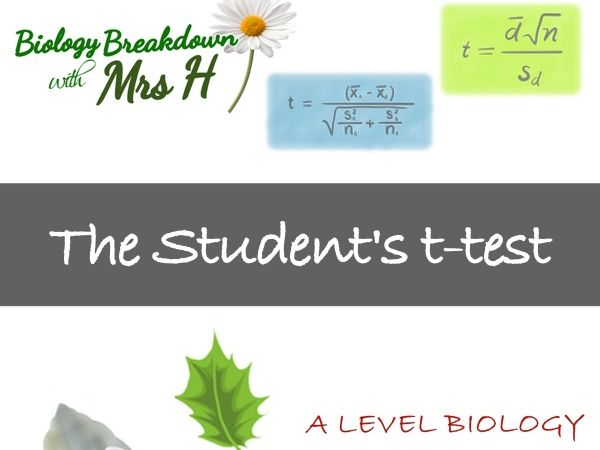 Student's t-test - paired and unpaired