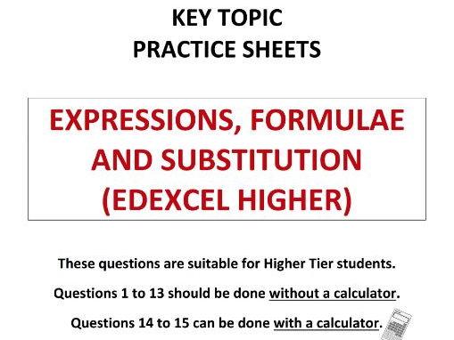 GCSE 9-1 Maths Exam Style Questions on Standard Form (Edexcel ...