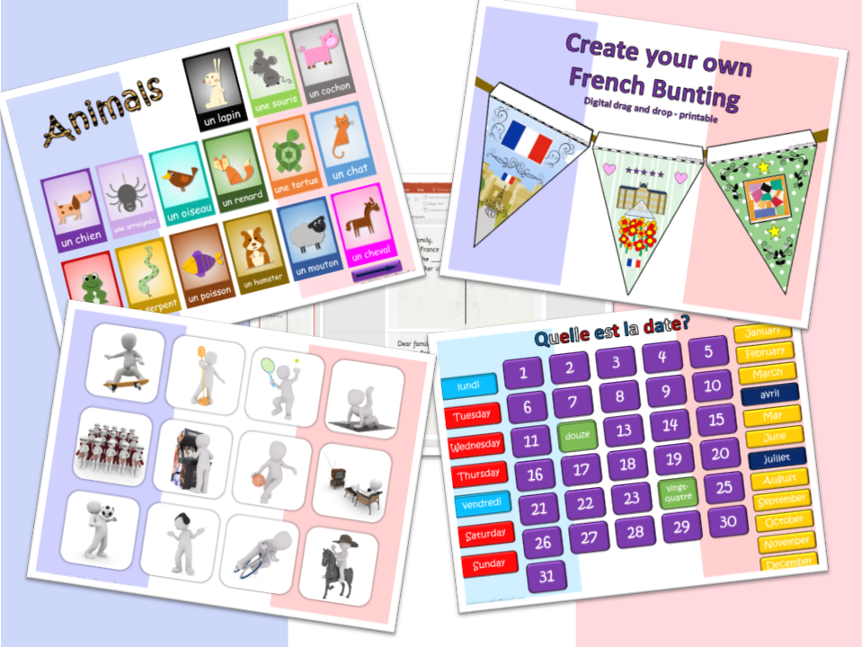 Interactive French Bundle