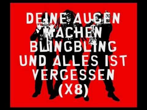 Deutsche Musik - Seeed - Augenbling