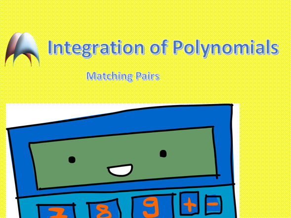 Matching Pairs Integration of Polynomials