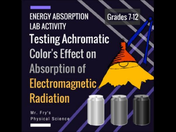 Achromatic Color's Effect on Energy Absorption