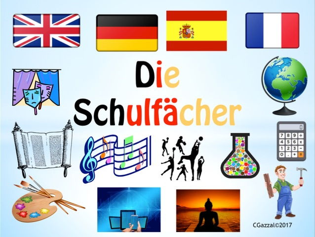 School Subjects in German - A Complete Guide.
