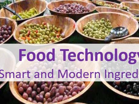 Modern/Smart Ingredients