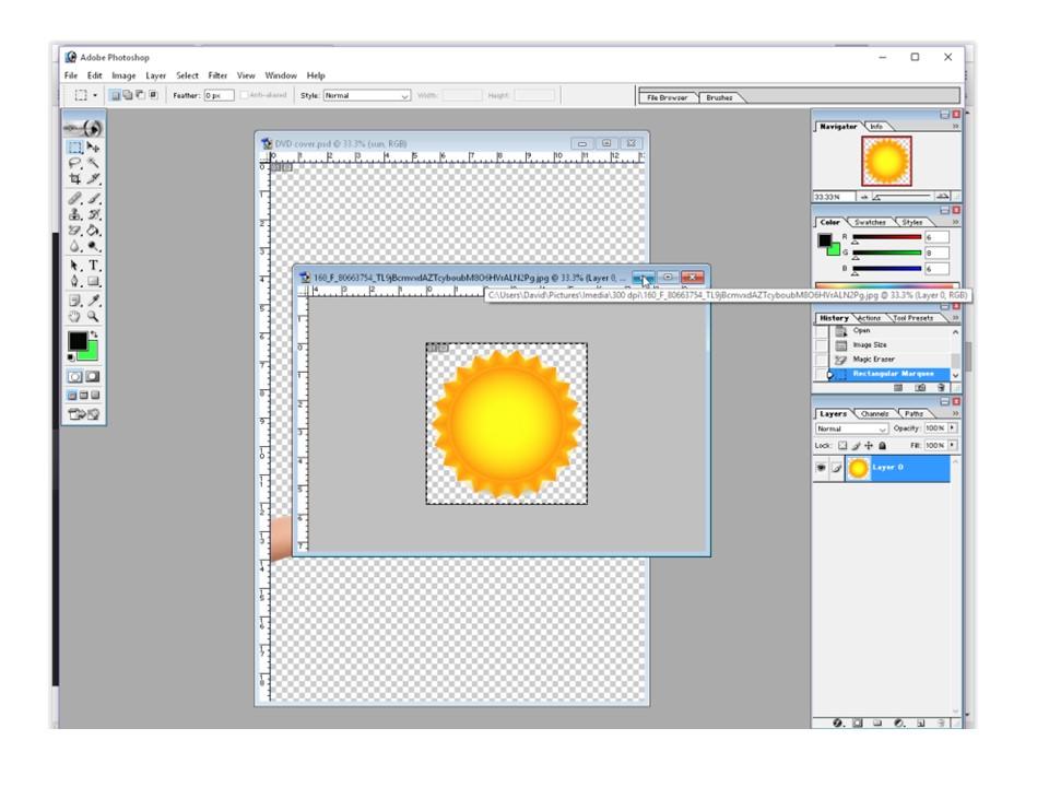 Creative iMedia - Basics of photoshop