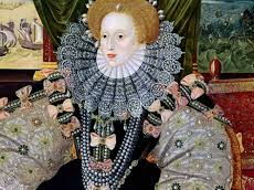 Elizabeth I - Plots and revolts at home