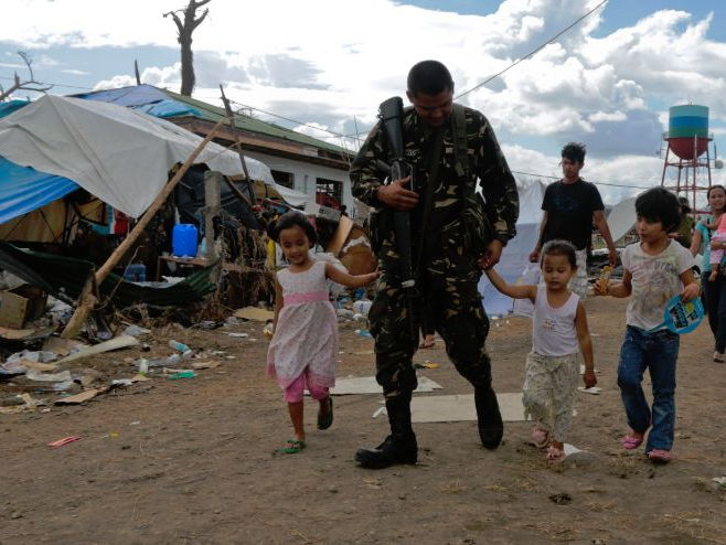 AQA 9-1 GCSE Geography - Typhoon Haiyan Case Study