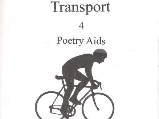 Transport  4 Poetry Aids