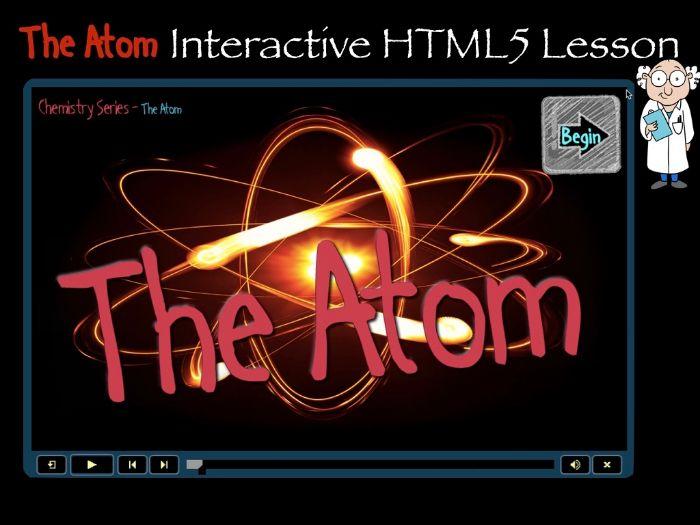 The Atom Interactive HTML5