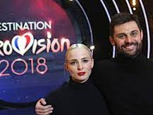 Song (Je m'appelle Mercy) representing France Eurovision Contest 2018